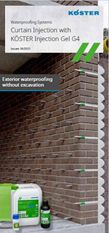 Waterproofing without Excavation